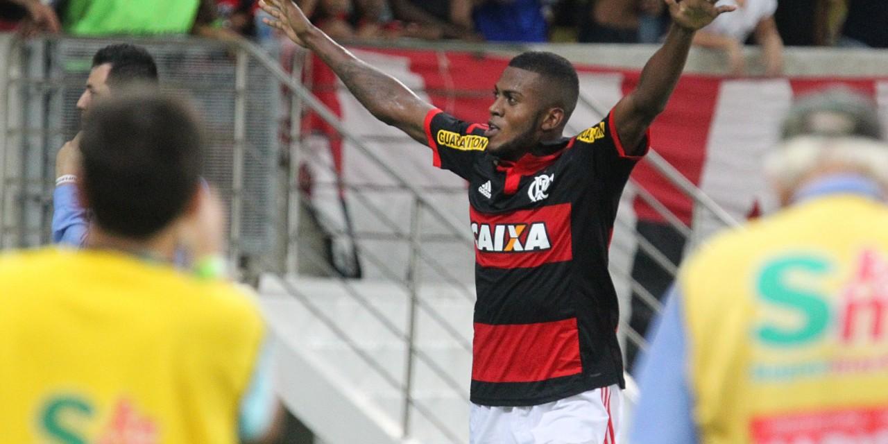 Um novo ídolo? Marcelo Cirino começa bem no Flamengo