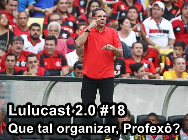 Lulucast 2.0 #18 – Que tal organizar, profexô?