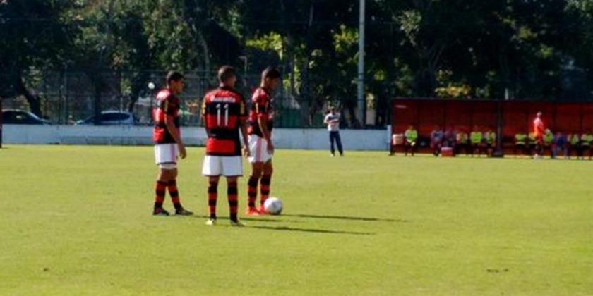 Pela Taça Guanabara, Sub15 e Sub17 vencem bem na Gávea