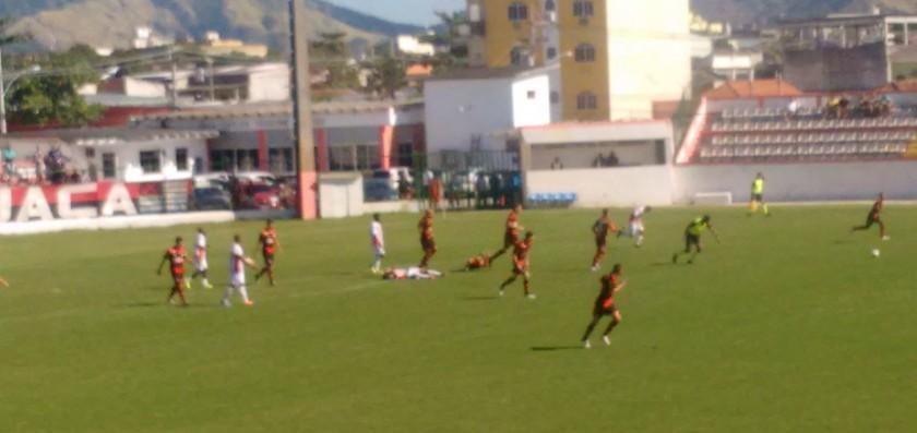 Com gol do artilheiro Douglas Baggio, Fla volta a vencer no Carioca Sub-20