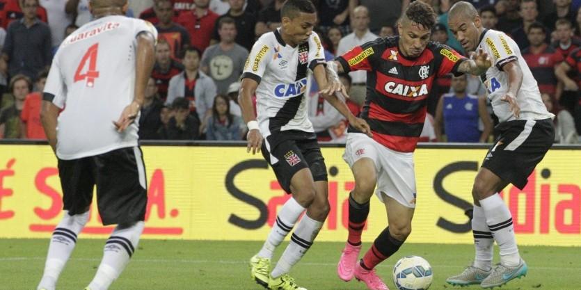 ATUAÇÕES: Jogadores abaixo da crítica, técnico apático; NOTAS de Flamengo 0 x 1 Vasco