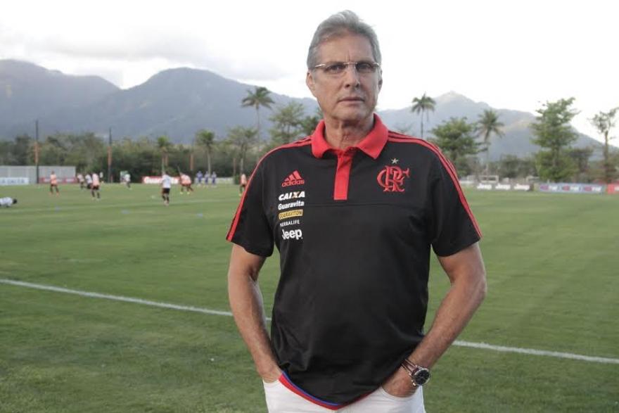 Oswaldo de Oliveira retorna ao Flamengo Foto Divulgação