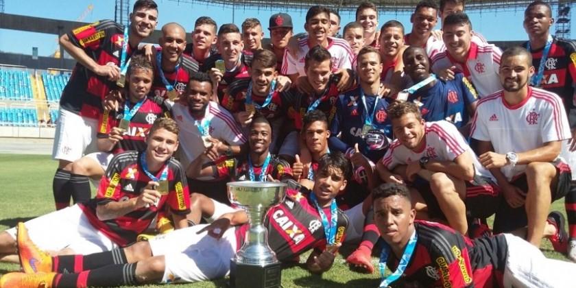 Fla x Flu decisivo para o primeiro título brasileiro do Flamengo no Sub20