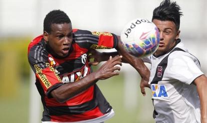 Mengão luta, mas tropeça no próprio nervosismo e perde a final do Carioca Sub-17