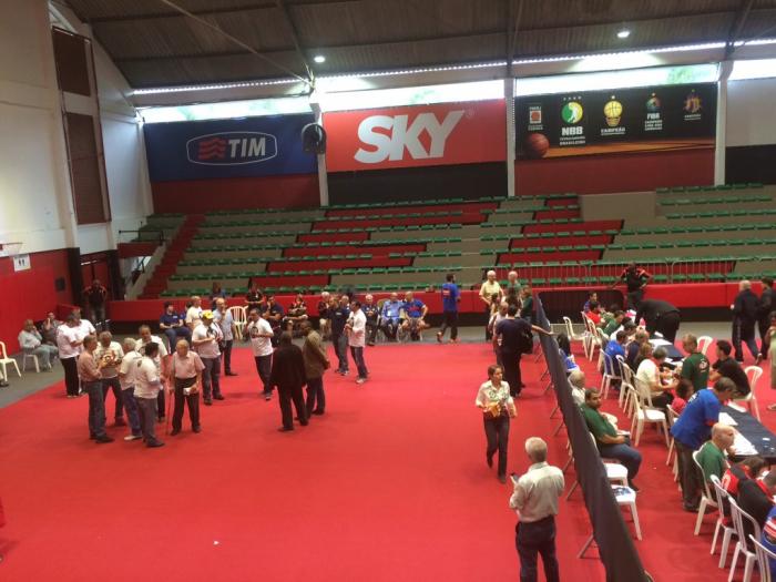 Eleição no Fla ocorre em clima pacífico na Gávea
