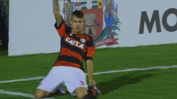 Flamengo bate Red Bull Brasil e avança às oitavas da Copa São Paulo