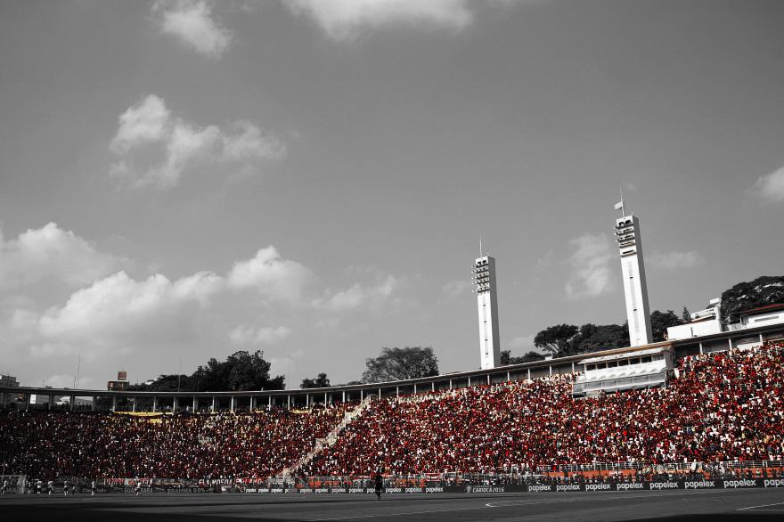 Em jogo ruim, Flamengo e Fluminense empatam sem gols
