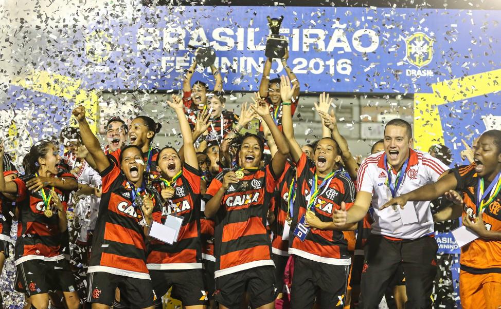É CAMPEÃO: Com muita raça, Fla/Marinha conquista título do Brasileiro Feminino