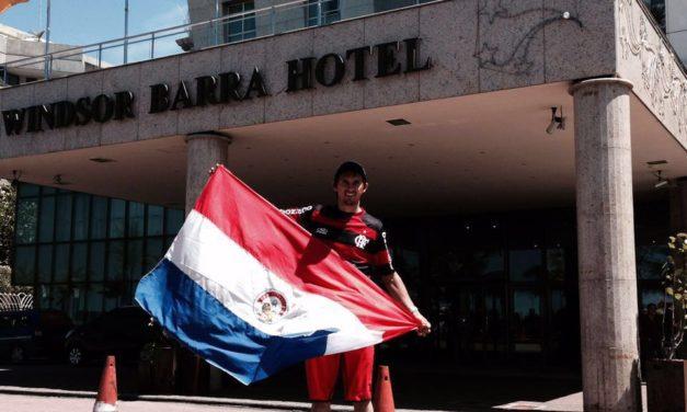 Flaraguay – Torcedores do Flamengo no Paraguai sonham com embaixada Rubro-Negra