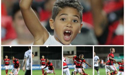 Um Flamengo macho alfa e a Noite dos Golaços