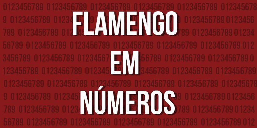 flamengo em números