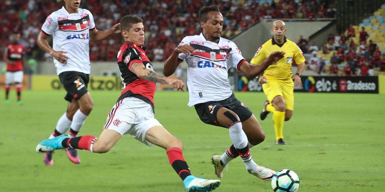 Narrador que fará Atlético-GO e Flamengo diz: 'Não vejo Fla como favorito'