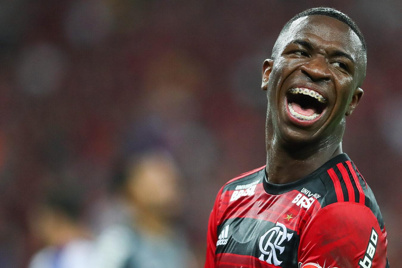 Vinicius-Junior-Flamengo-Brasileirão-
