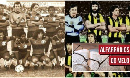 Um Flamengo x Peñarol decisivo e decidido no cara e coroa