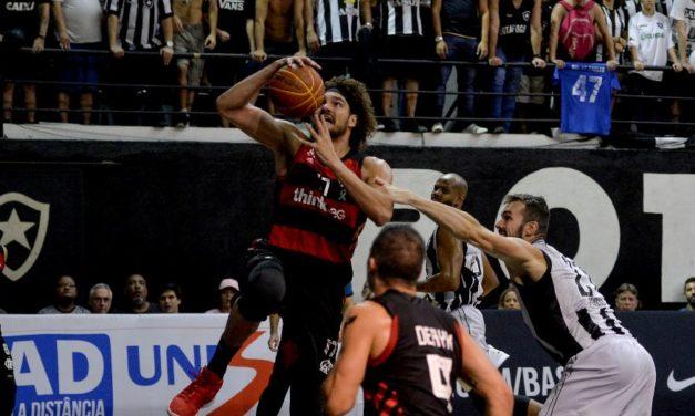 Após três anos, Flamengo volta à final do NBB