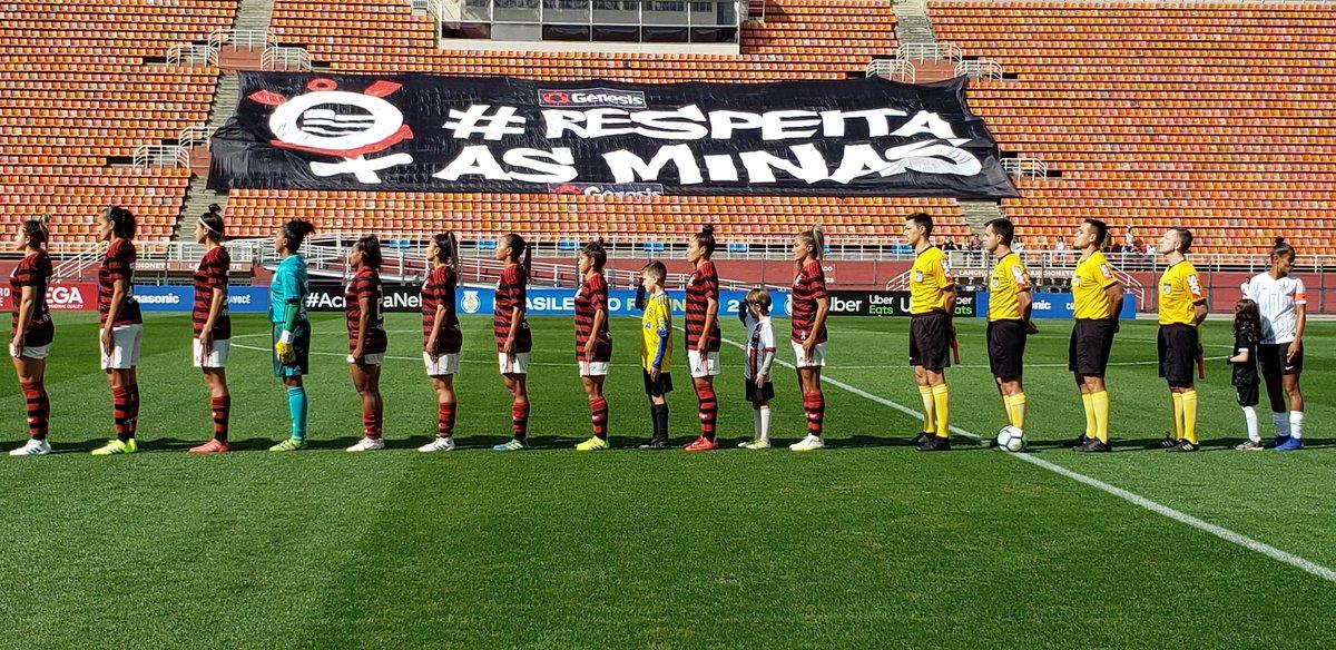 Flamengo/Marinha é derrotado pelo Corinthians no Pacaembu