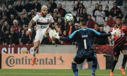 Gabigol já contabiliza gols em todas as competições disputadas em 2019