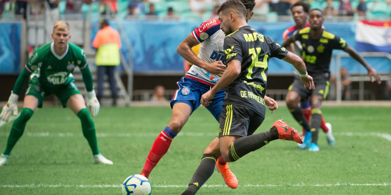 Bahia x Flamengo: tudo sobre a partida válida pela 7ª rodada