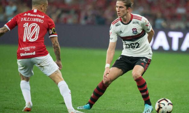 Internacional x Flamengo: Onde assistir, prováveis escalações e tudo sobre a partida da 18ª rodada do Brasileirão
