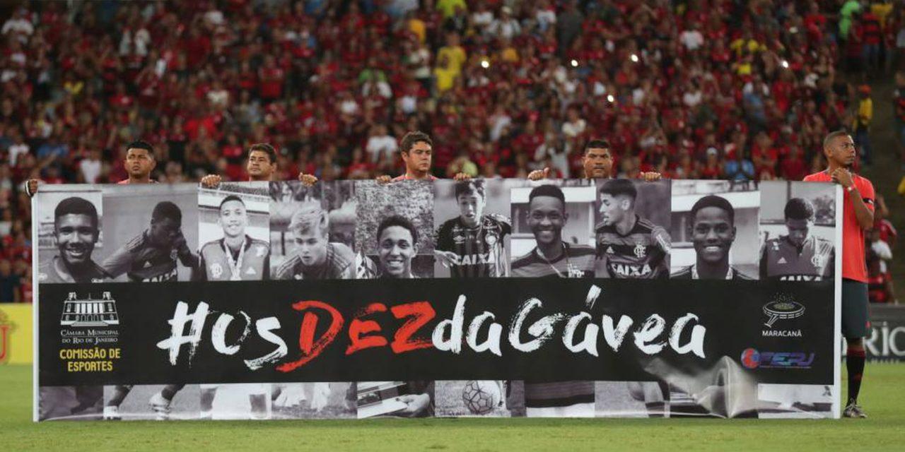 Flamengo x Madureira terá casa cheia e homenagem aos garotos do Ninho