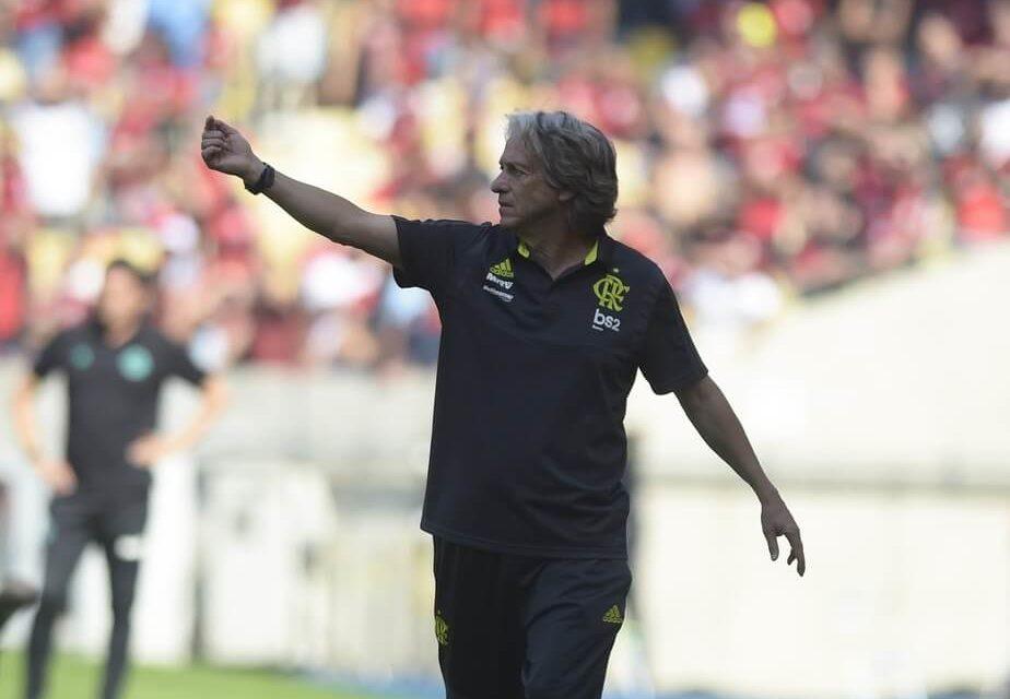 Relembrar é viver! Na estreia de Jesus no Maraca, Flamengo atropelou o Goiás