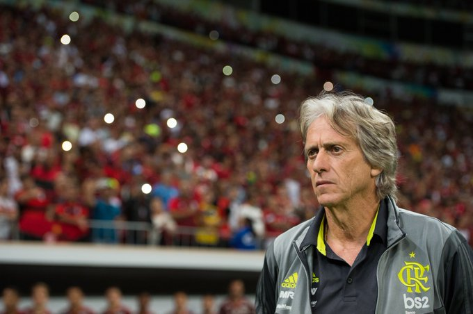 jorge jesus analise flamengo