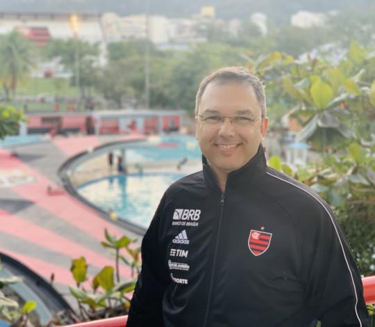Judô: Sandro Teixeira é apresentado como o novo Gerente do Judô do Flamengo
