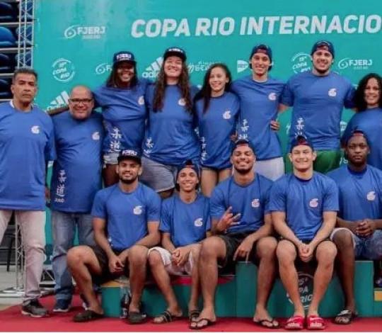 Flamengo é vice-campeão da Copa Rio Internacional de Judô