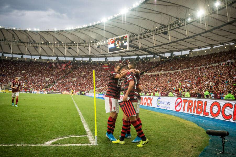 O que emocionou Paulo Vinicius Coelho, no Maracanã, durante a vitória do Flamengo sobre o Palmeiras