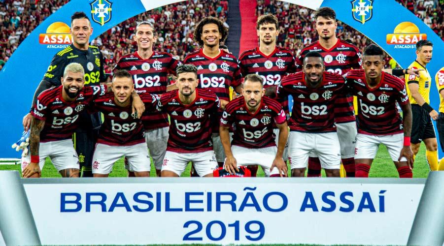 flamengo lider brasileiro 2019
