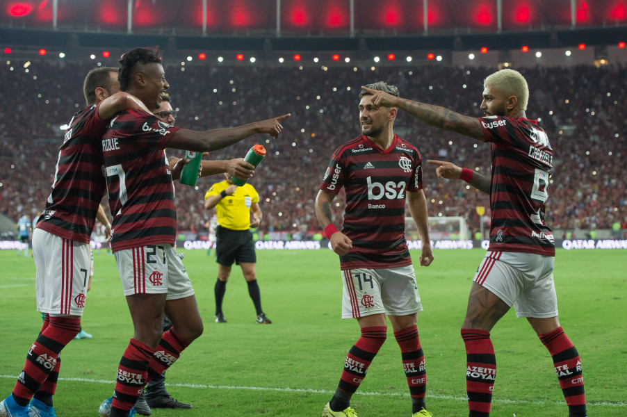 Flamengo volta a fazer história e está na final da Libertadores; veja as declarações dos jogadores
