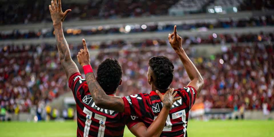 Notas e atuações de Flamengo 2×0 Fluminense