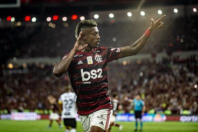 Spindel: renovação com Bruno Henrique está 'por detalhes'