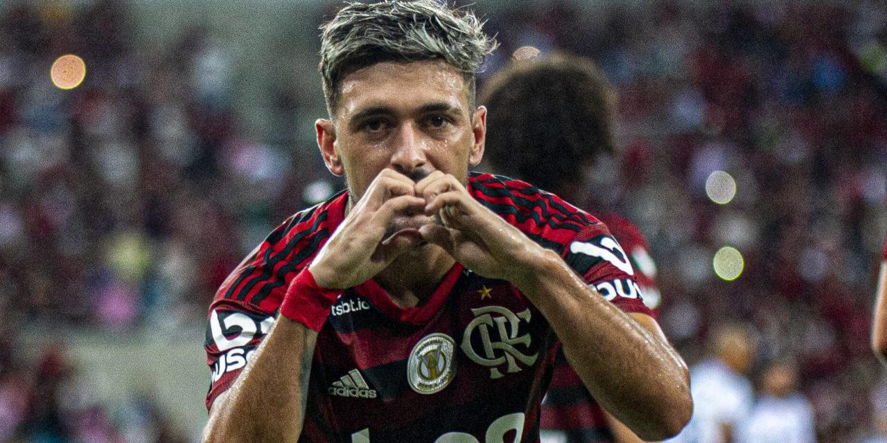 Faz e me abraça! Com Arrasca na liderança, saiba quais jogadores do Flamengo deram assistências para gols em 2019