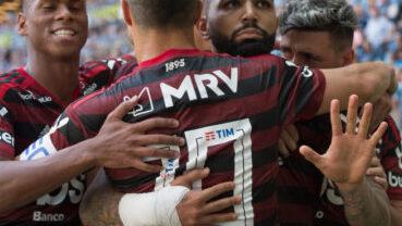 Receita garantida! Flamengo renova contrato de patrocínio com a Tim