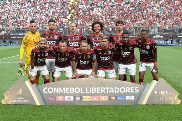 Flamengo Libertadores