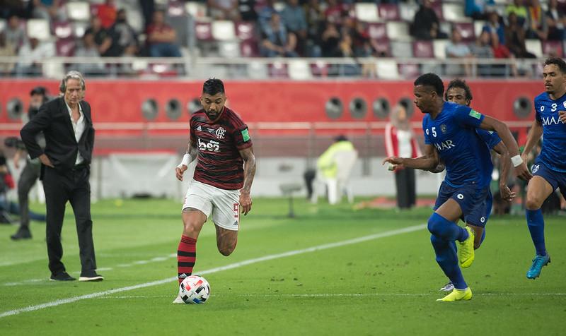 Jesus brinca com frase viral de Bruno Henrique, revela bronca em três jogadores no intervalo e evita escolher adversário na final