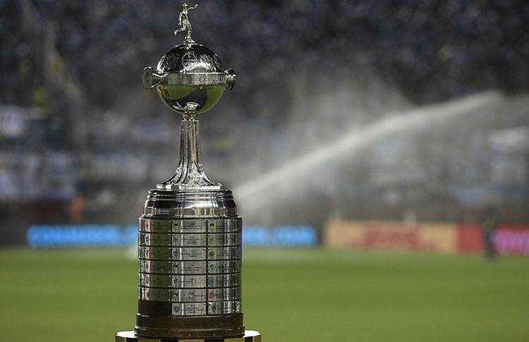 Conmebol suspende rodada da Libertadores por coronavírus