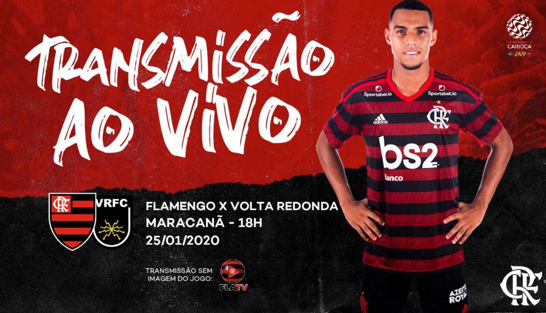 Flamengo x Voltaço