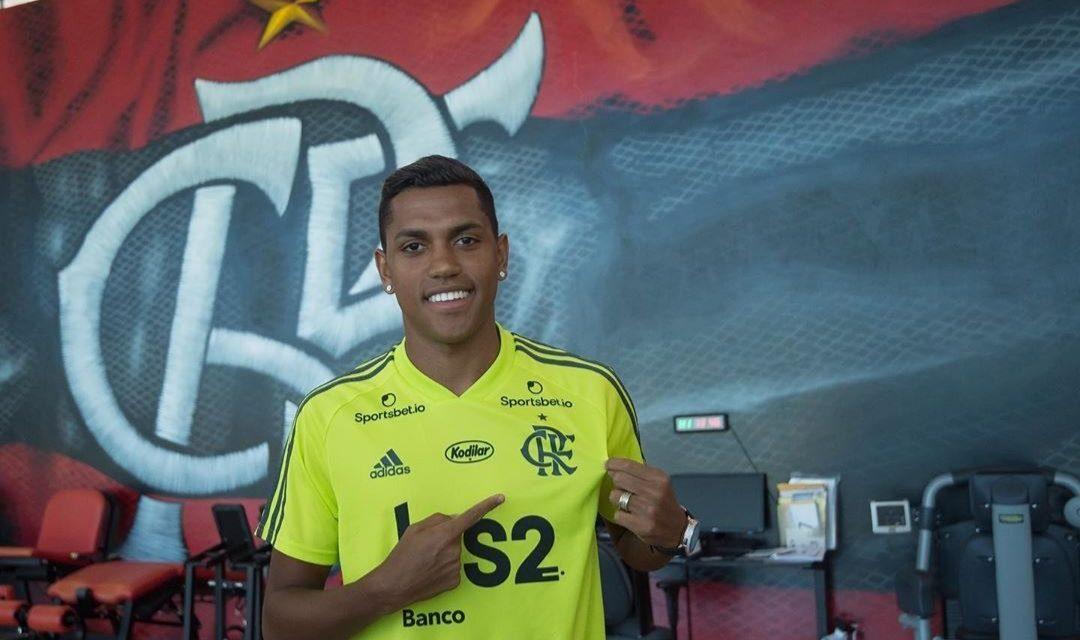 Amidalite adia estreia de Pedro Rocha no Flamengo