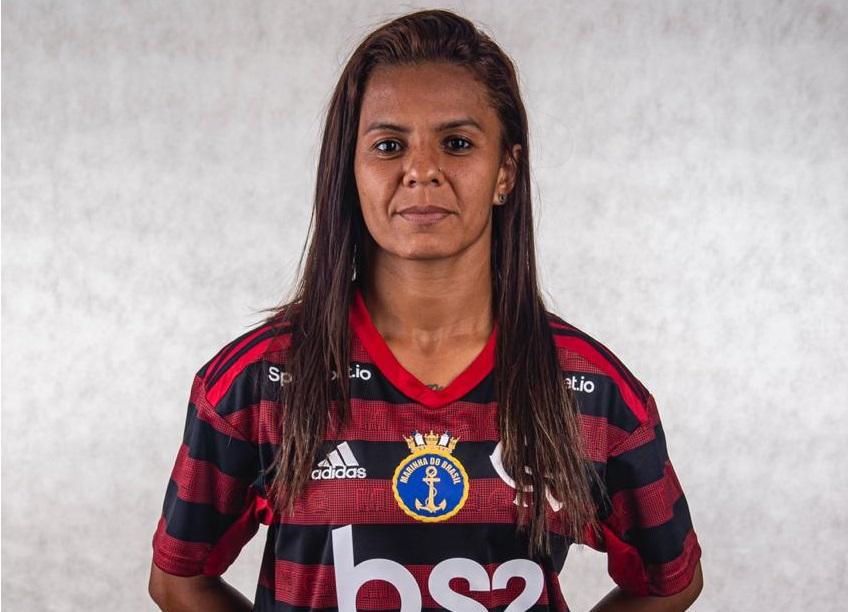 Com gol da estreante Carlinha, Flamengo/Marinha vence a primeira no Brasileirão Feminino