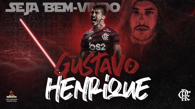 Gustavo Henrique consegue liberação e se apresentará antes do previsto