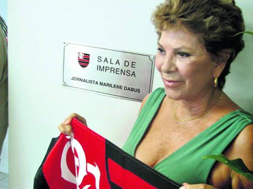 Moça do Flamengo Marilene Dabus
