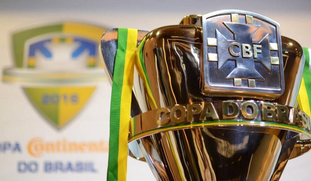 premiacao copa do brasil flamengo 2020