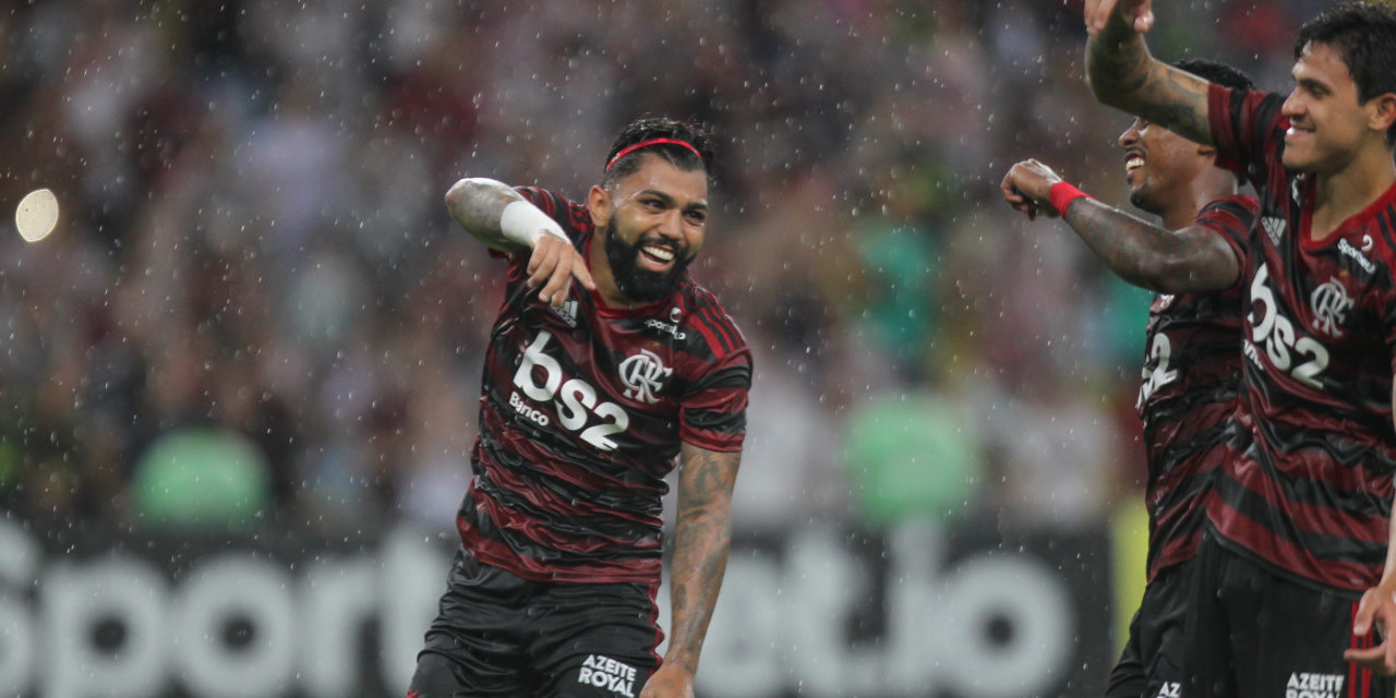 O que os jogadores do Flamengo falaram após a vitória contra o Resende