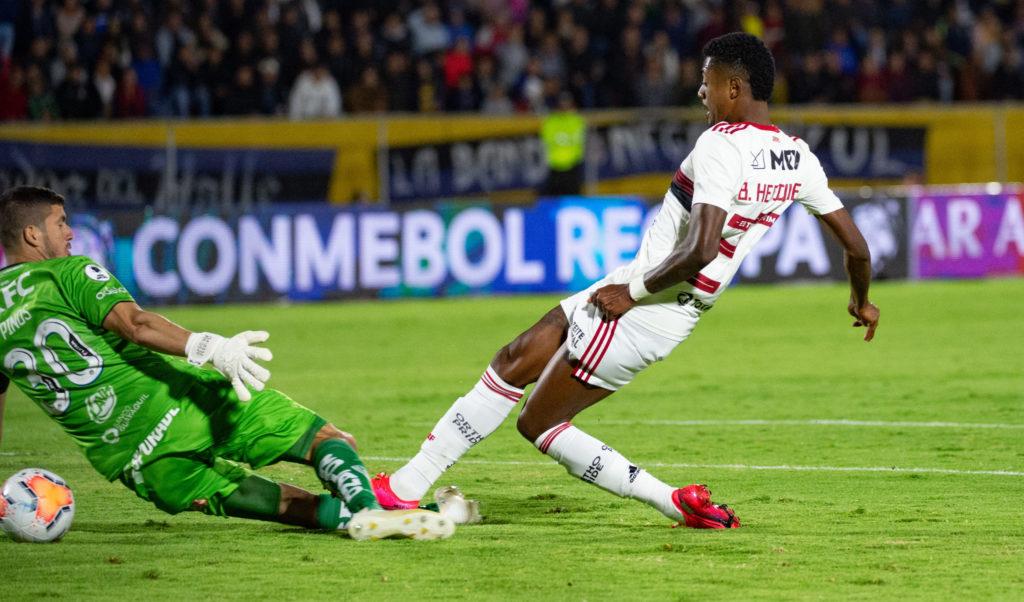 Flamengo Bruno Henrique Números