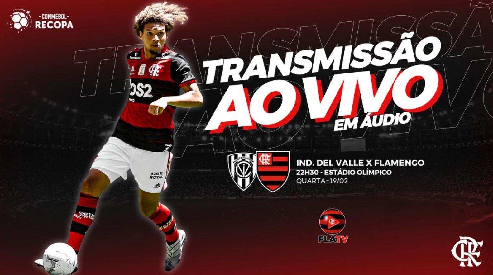 Del Valle x Flamengo