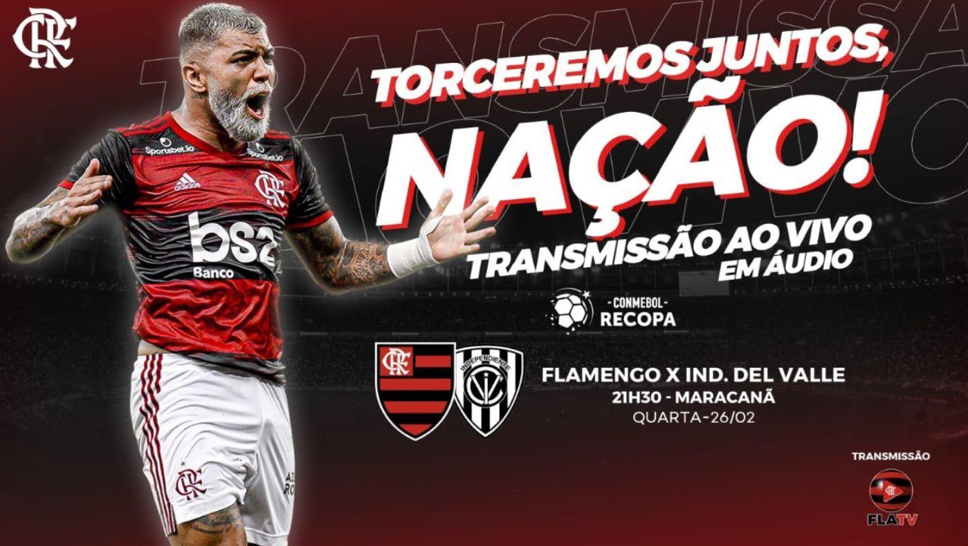 Flamengo x Del Valle