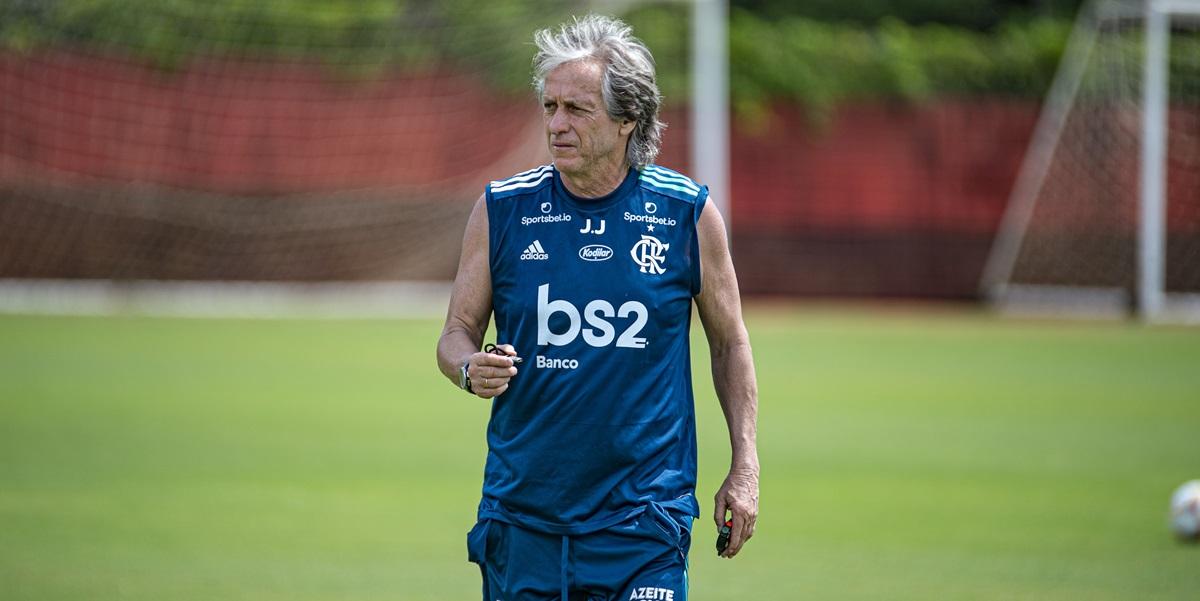 jorge jesus futebol brasileiro