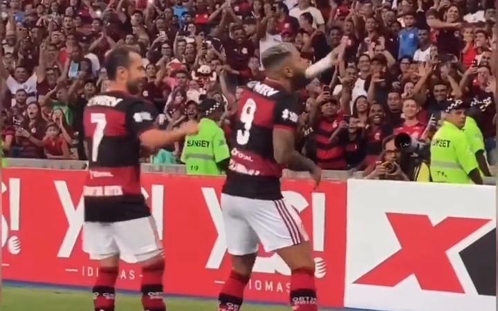 Sem dó! Flamengo goleia o Botafogo; o que os jogadores falaram após a vitória